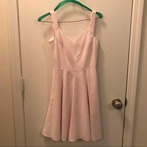 Ann Taylor seersucker dress